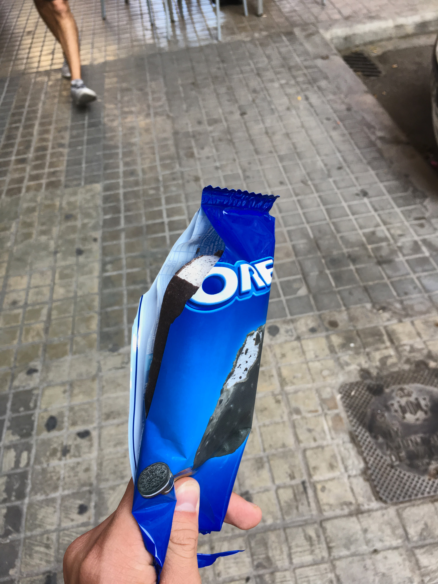 The Oreo version of Magnum