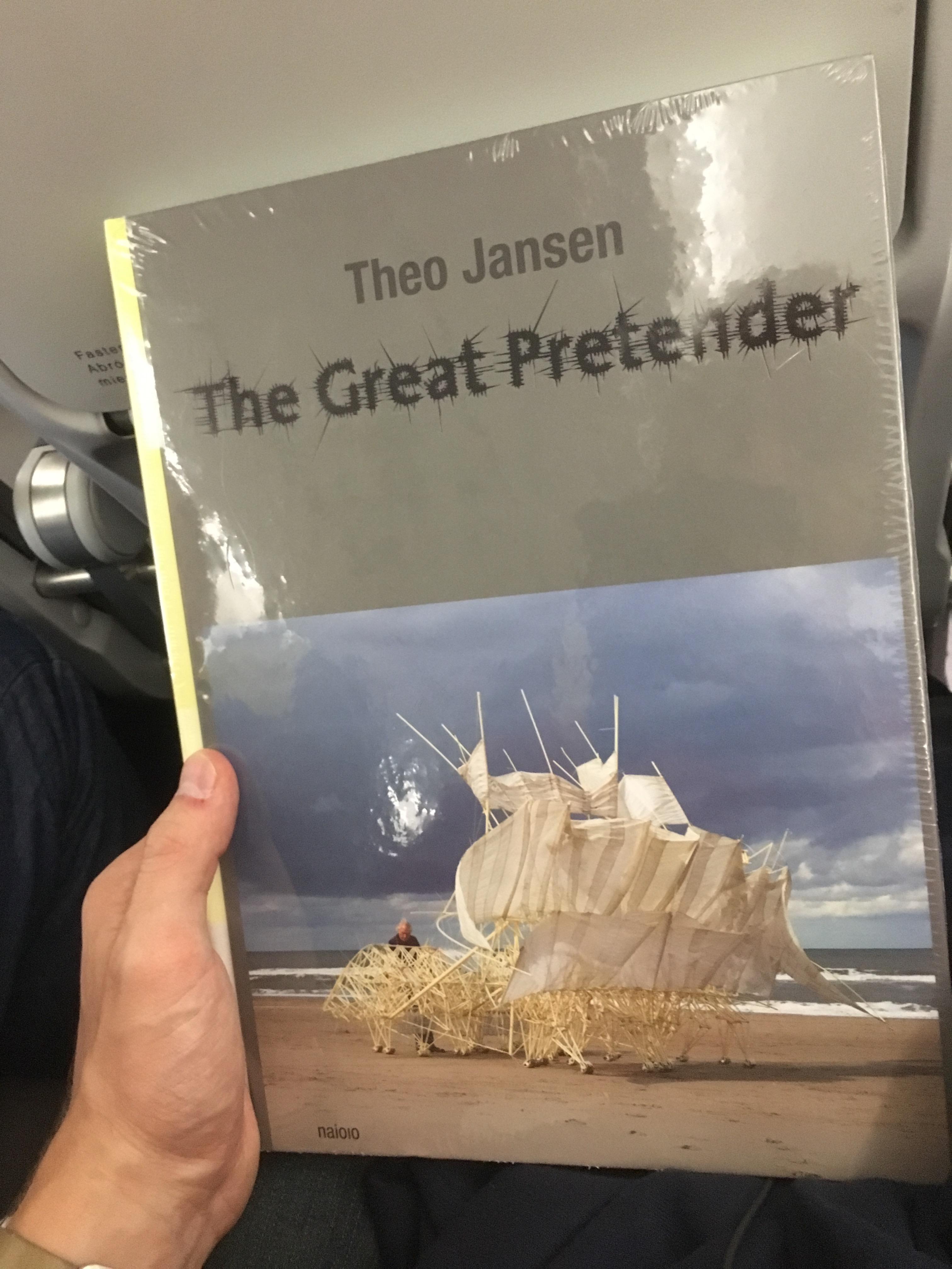 The great pretender by Theo Jansen