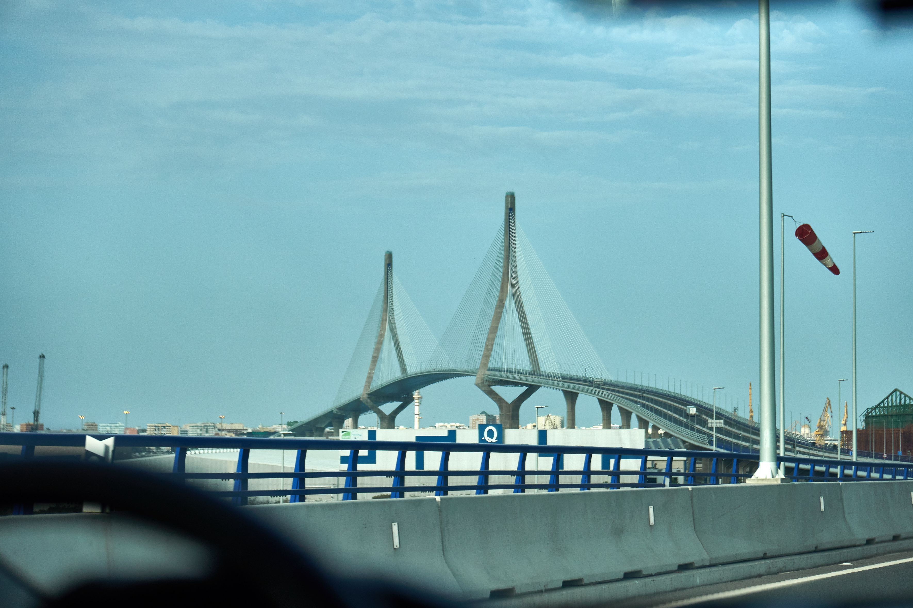 Bridge to Cádiz