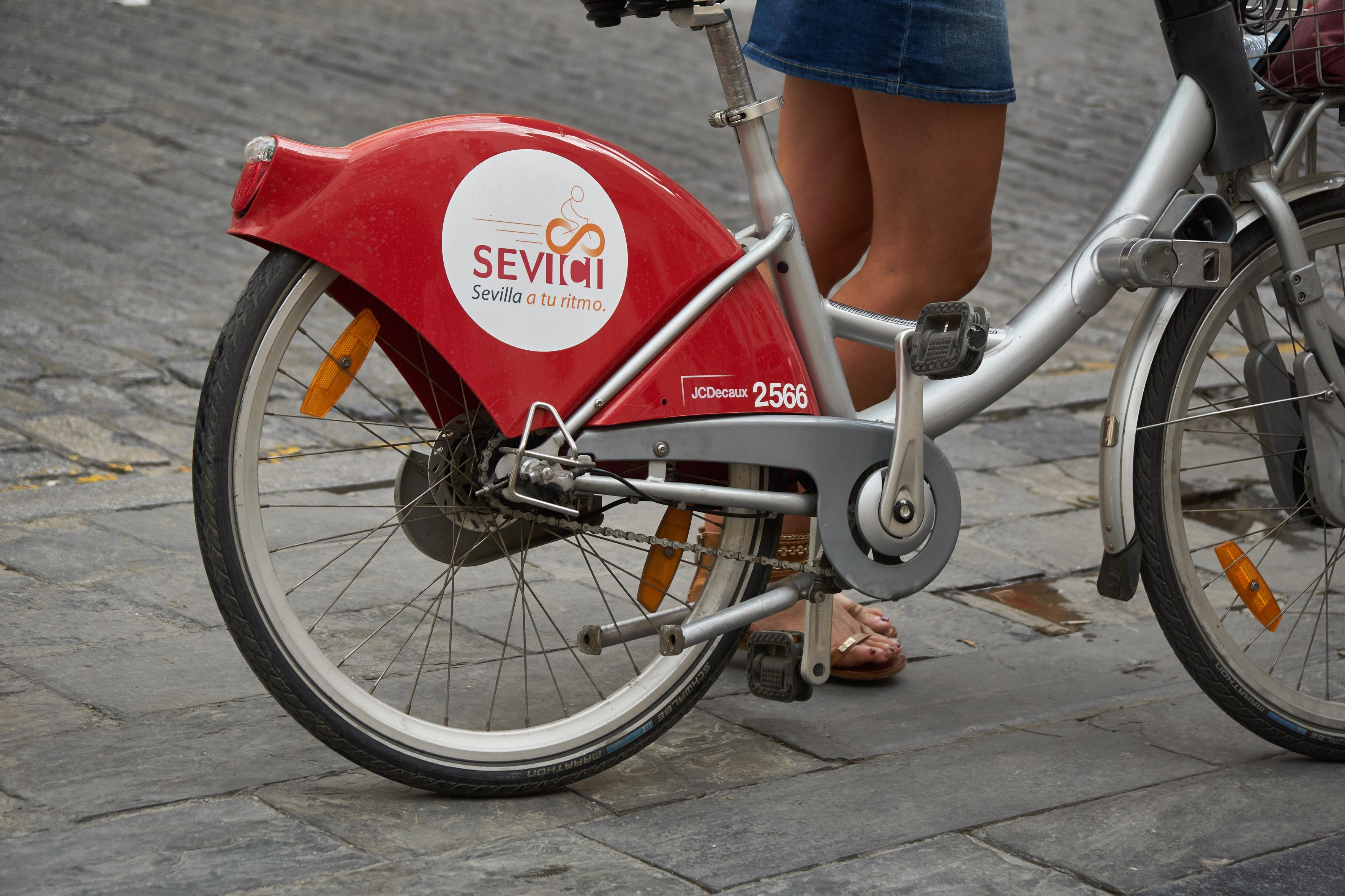 Sevici in Sevillia