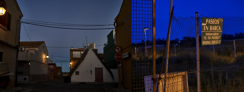 Leaving El Palmar