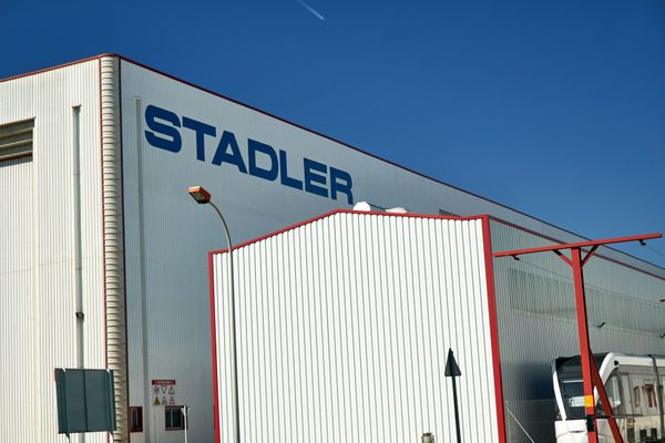 Excursion to Stadler Rail